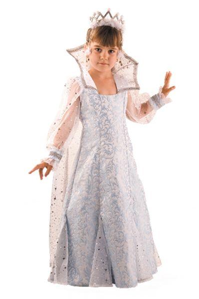 Купить со скидкой Детский костюм Снежной Принцессы (32)