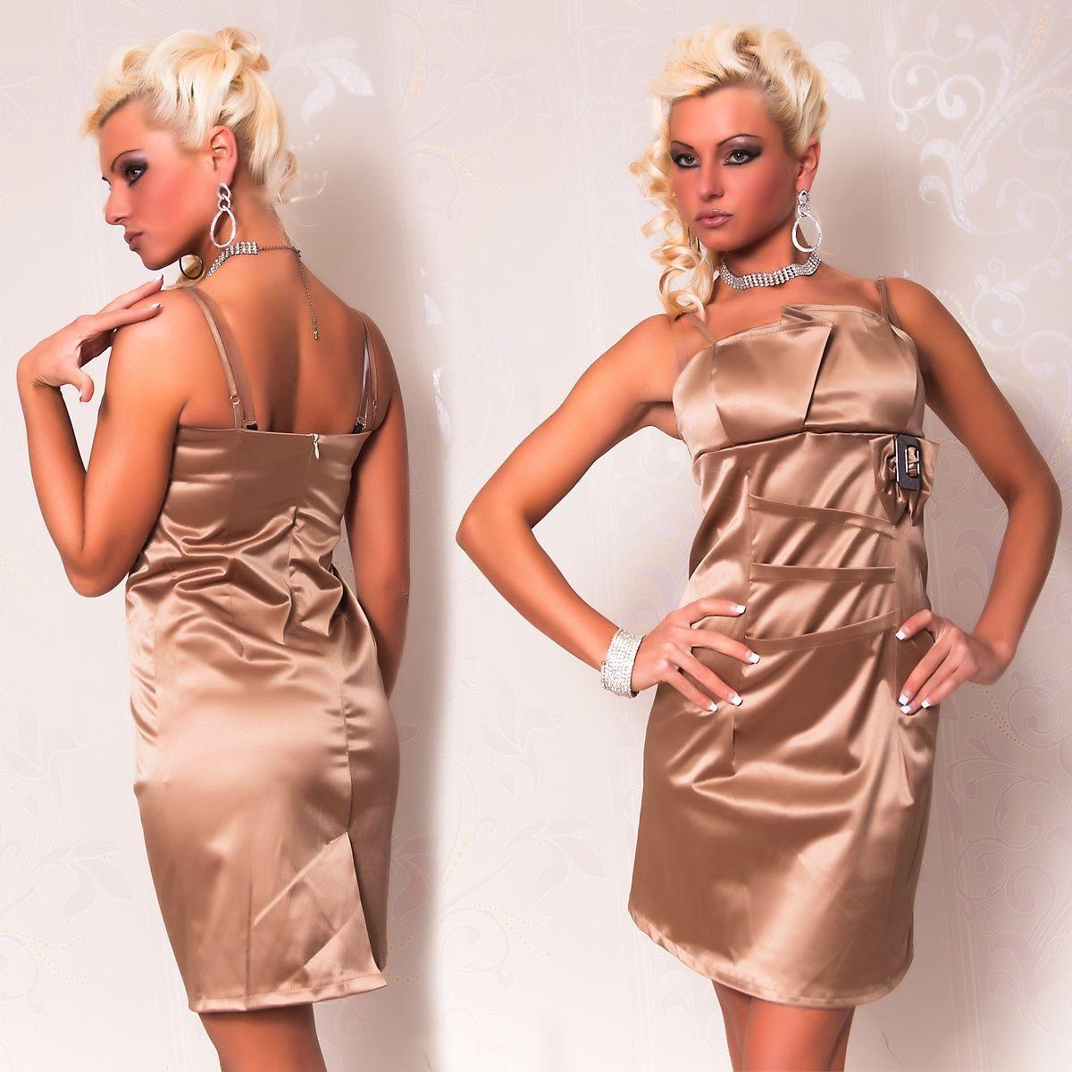 Золотое платье-карандаш (46) золотое платье