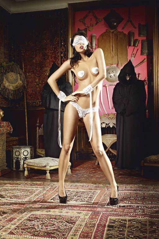 Комплект узницы инквизиторов (2-3) - Женские комплекты, р.2-3