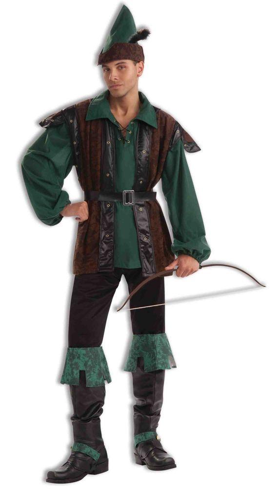 Классический костюм Робин Гуда (54) - Киногерои, р.54