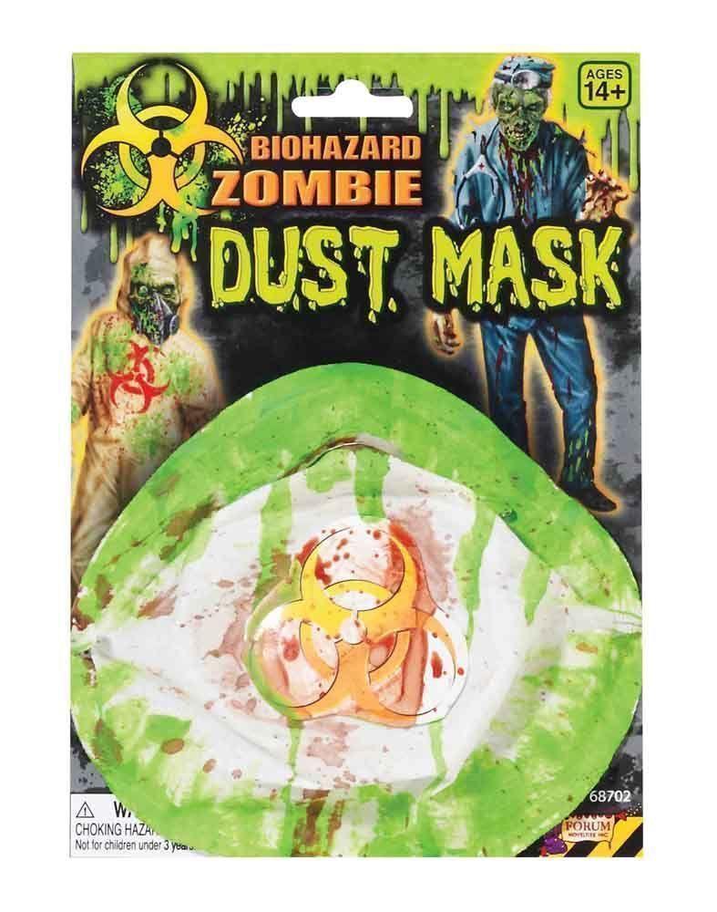 Зараженная маска зомби (42-46) - Аксессуары на Хэллоуин, р.42-46