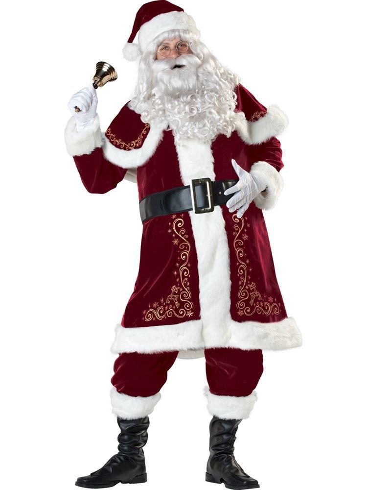 Костюм веселого Санты (54) - Новогодние костюмы, р.54