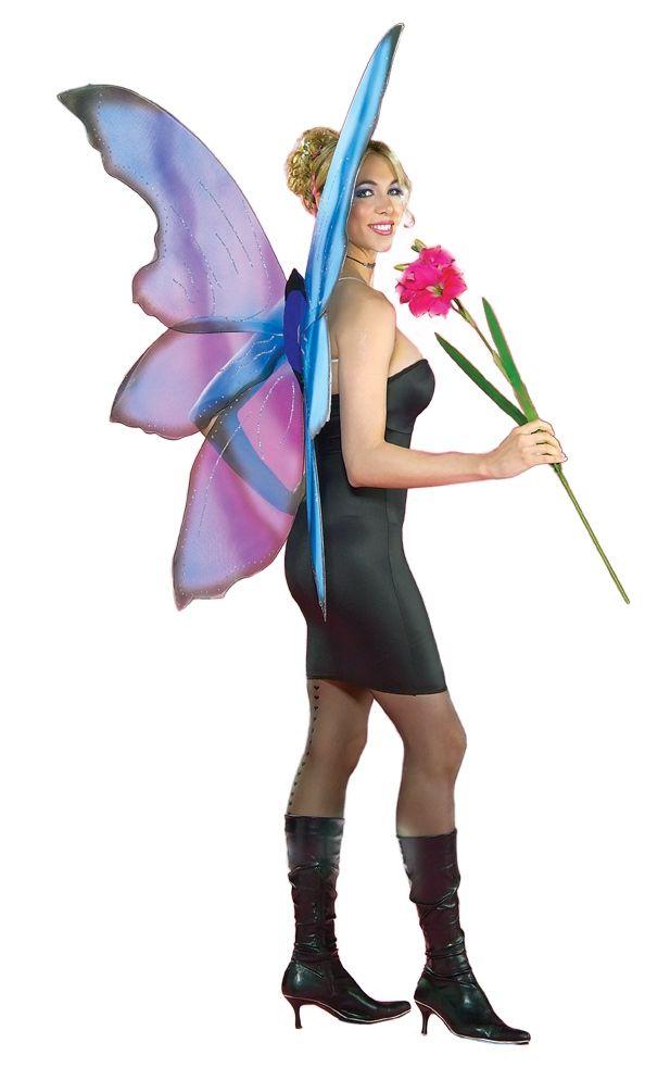 Голубые крылья Феи
