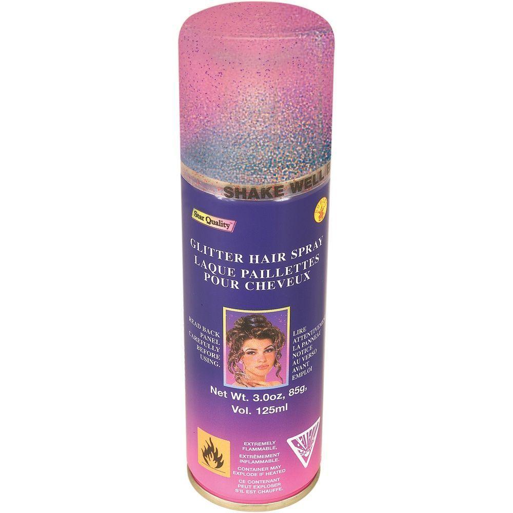 Спрей мультиколор с блестками для волос (UNI) - Грим и шрамы