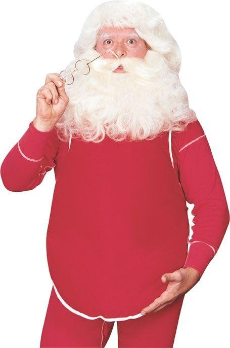 Накладной живот для Санты (UNI) - Новогодние костюмы