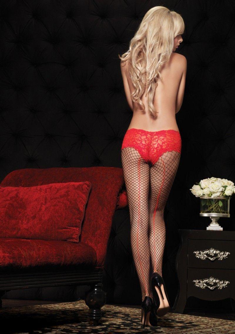 Фото блондинок в кружевных красных трусиках, молодая худенькая скачет верхом на самотыке фото