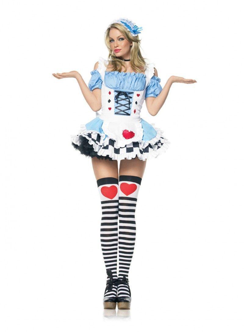Костюм чудесной мисс Алисы (50-52)