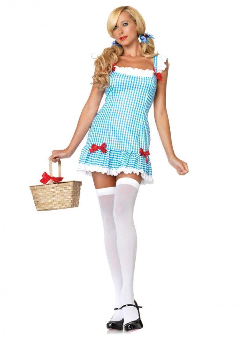 Платье милой Дороти (46) - Сказочные герои, р.46