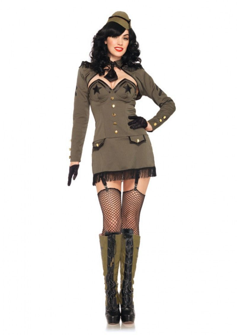 Костюм армейской малышки (50-52) - Униформа, р.50-52