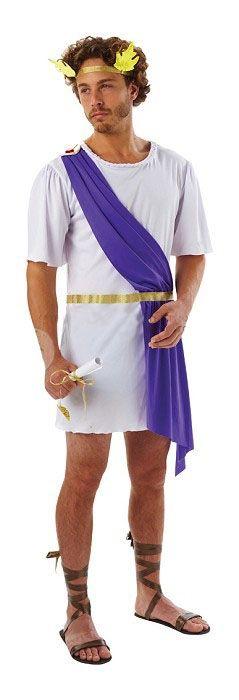 Костюм греческого бога (54) - Исторические костюмы, р.54