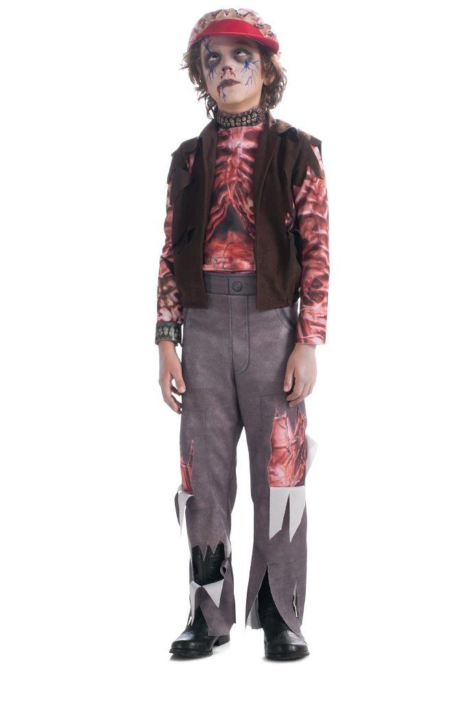 Детский костюм зомби (30) - Зомби и мертвецы, р.30