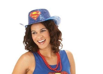 Шляпа супергёл (UNI) - Шляпы карнавальные