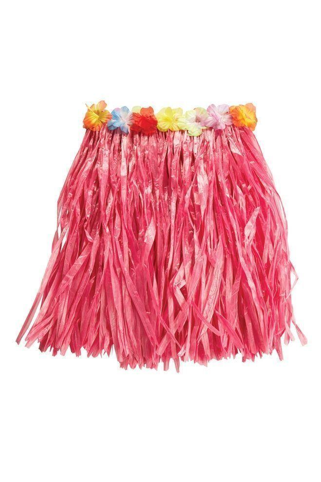 Гавайская розовая юбка - Национальные костюмы
