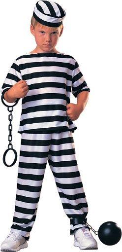 Костюм заключенного мальчика (30) - Маньяки и убийцы, р.30