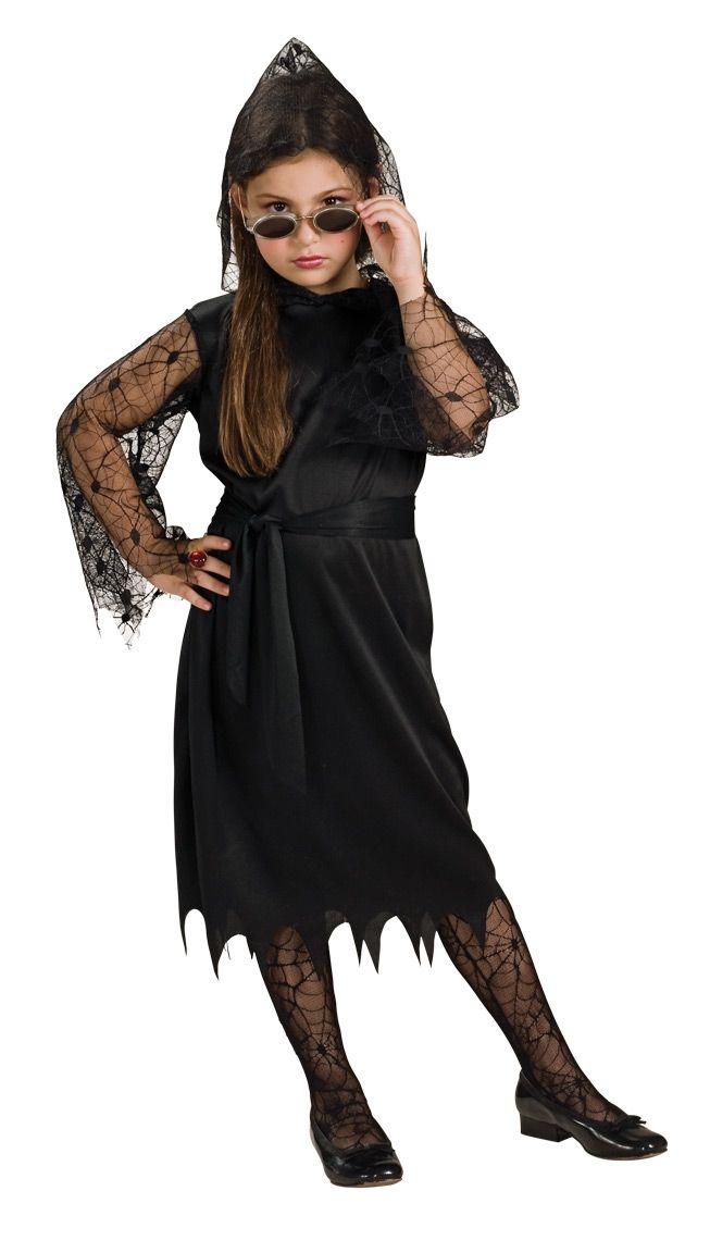 Кружевной готический костюм вампирессы (34) - Ведьмы и колдуны, р.34