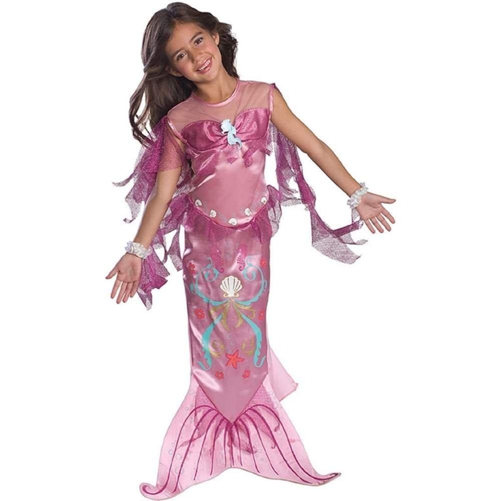 Костюм розовой русалки (XS) - Сказочные герои