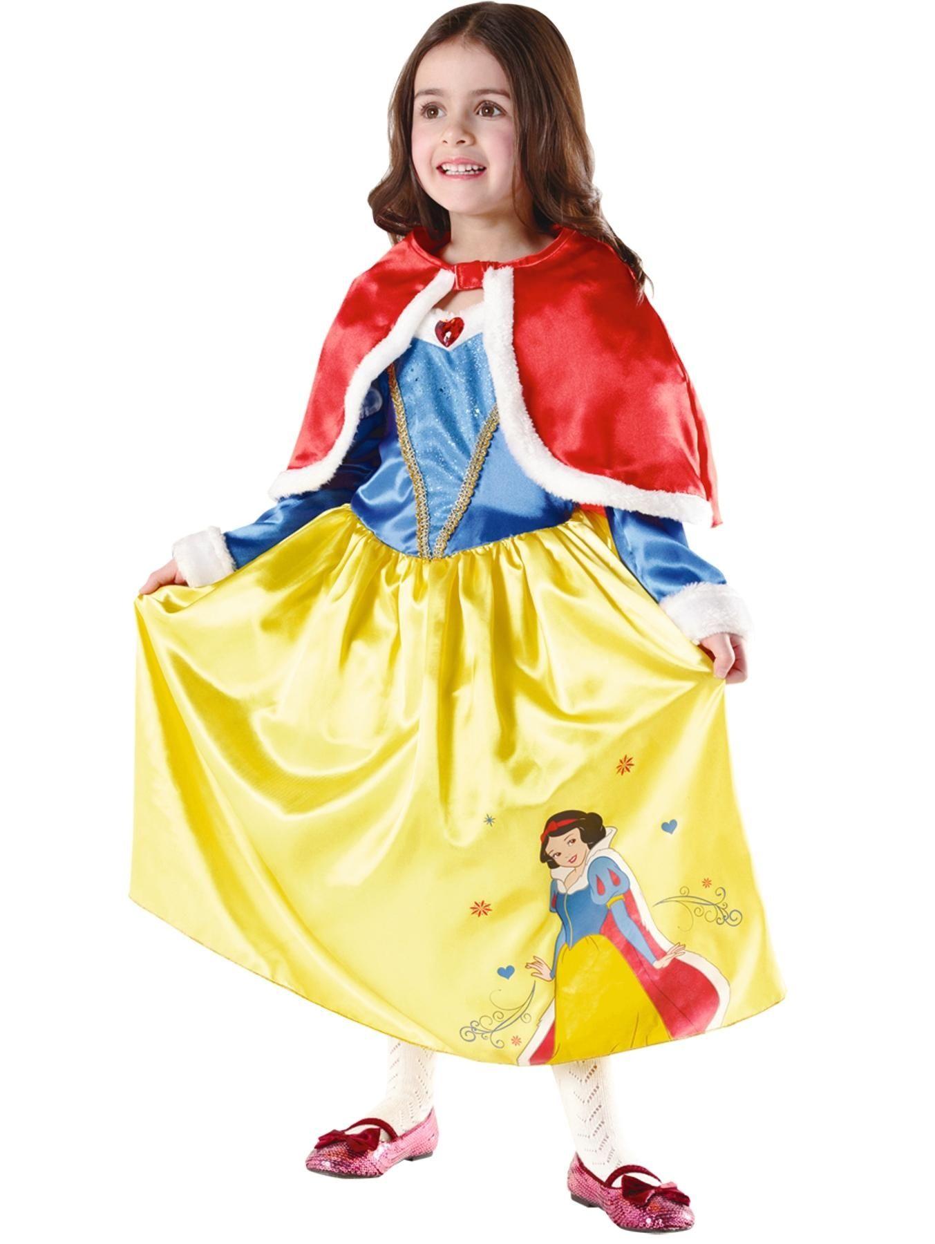 Детский костюм зимней белоснежки (30-32) детский костюм зимней снежинки 32