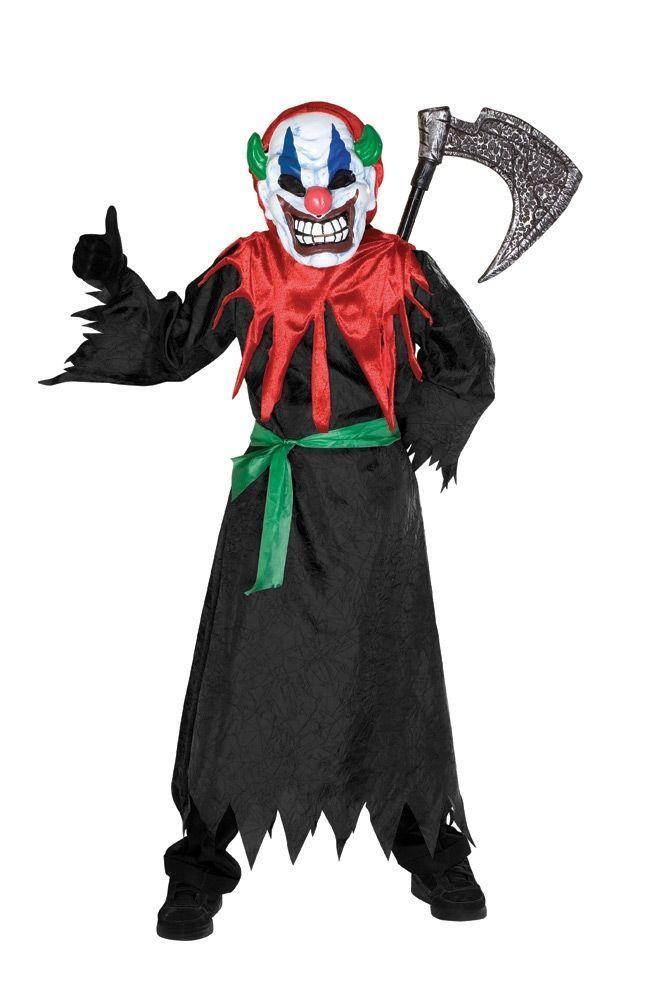 Костюм безумного клоуна (36-38) - Нечистая сила, р.36-38