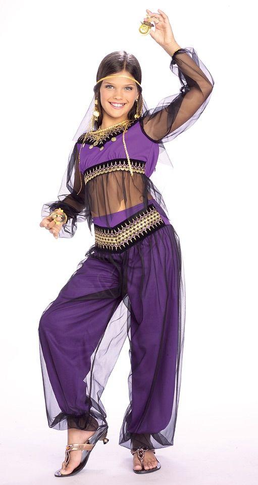 Арабский костюм для танцев (36-38) - Национальные костюмы, р.36-38