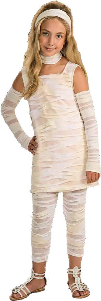 Костюм мумии для девочки (36) - Исторические костюмы, р.36