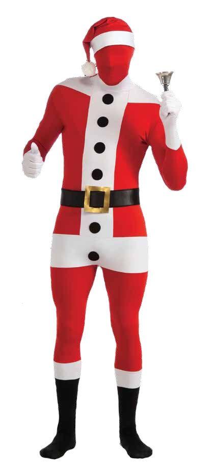 Костюм Санта Клауса вторая кожа (54) - Новогодние костюмы, р.54