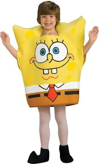 Детский костюм Спанч Боб (32-34) детский костюм джульетты 32 34