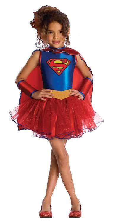 Детский костюм Супергел (38) - Супергерои и комиксы, р.38