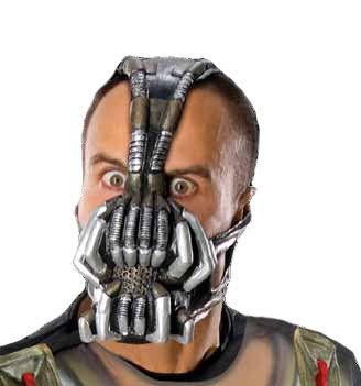 Маска Бэйна (UNI) - Карнавальные маски