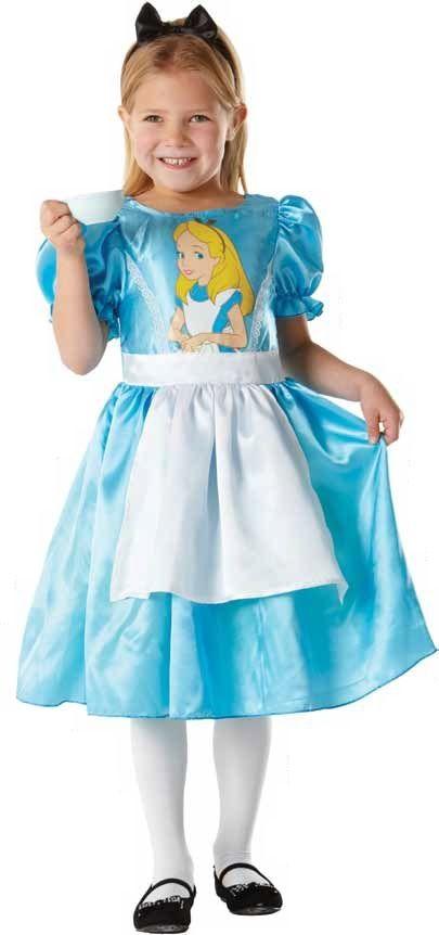 Классический костюм Алисы (M) - Сказочные герои