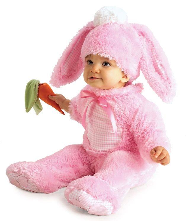 Костюм драгоценного розового кролика (26) - Животные и зверушки, р.26