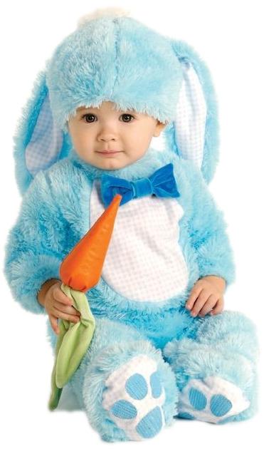Костюм красивого маленького кролика (26) - Животные и зверушки, р.26