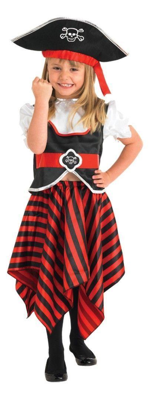 Костюм пиратской девочки (30-32) - Пираты и моряки, р.30-32