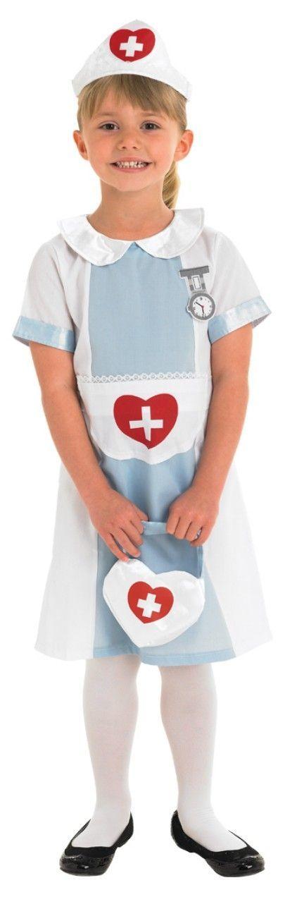 Костюм медсестры детский (L) - Медсестры