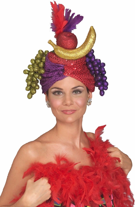 Фруктовая бразильская шляпа (UNI)