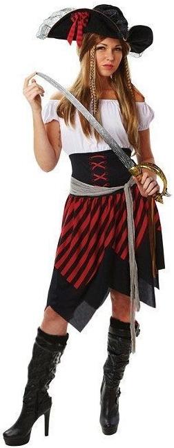 Пиратский костюм для женщин (46-48) - Пираты и моряки, р.46-48