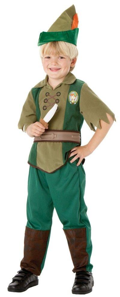 Детский костюм Питера Пэна (40) - Киногерои, р.40