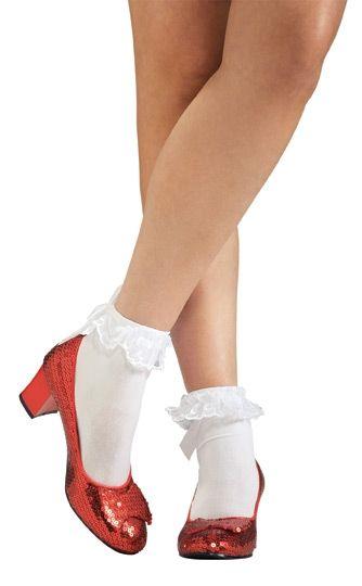 Рубиновые тапочки Дороти (37.5) - Сказочные герои, р.37.5