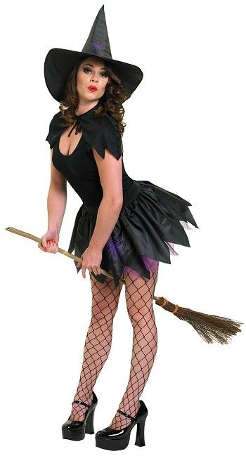 Костюм ведьмы для взрослых своими руками