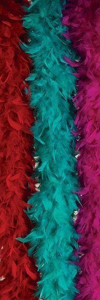 Боа цвета нефрит (UNI) - Аксессуары на карнавал