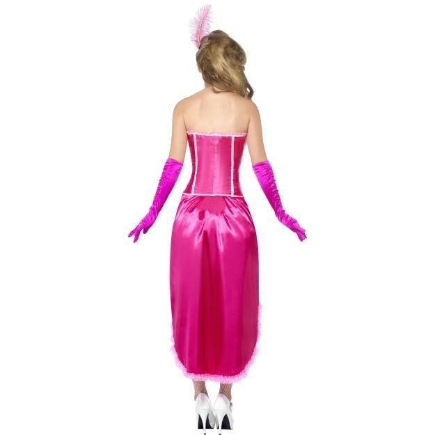 Розовый костюм танцовщицы бурлеска (42) от Vkostume
