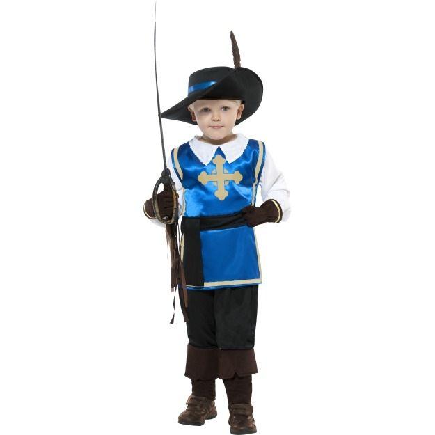 Детский костюм мушкетера (38) - Исторические костюмы, р.38