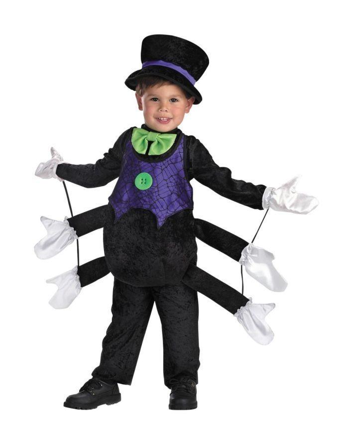 Детский костюм паука (28)