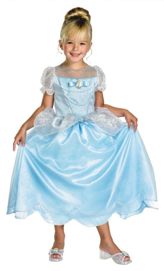 Детский костюм Золушки на балу (34) - Сказочные герои, р.34
