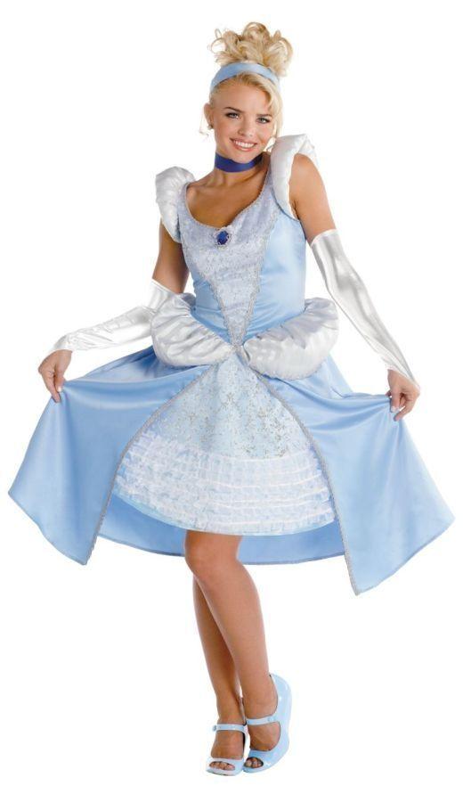 Платье кокетливой Золушки (48-50) - Сказочные герои, р.48-50