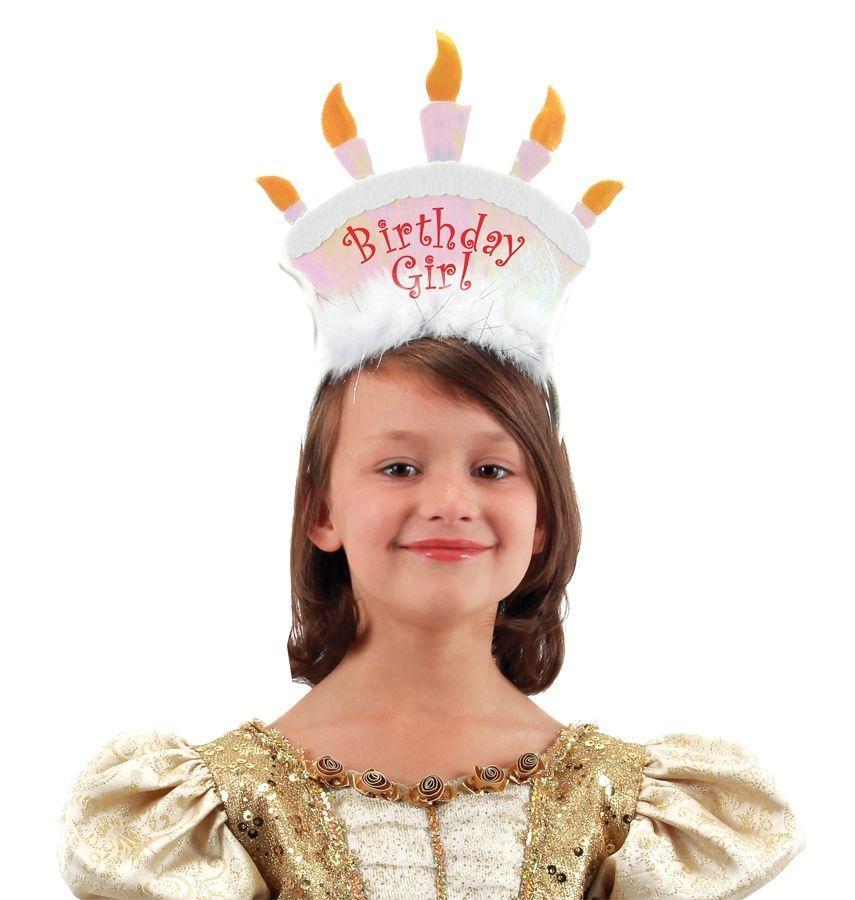 Головной убор на День Рождения (UNI) - Шляпы карнавальные
