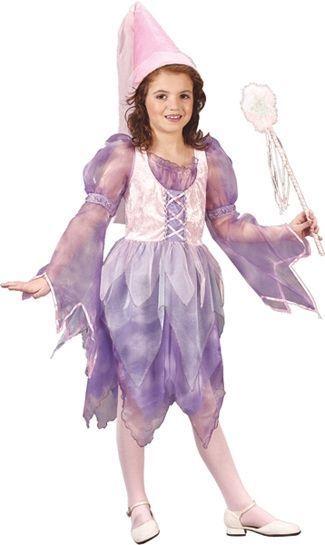 Детский костюм принцессы сиреневый (40) - Сказочные герои, р.40