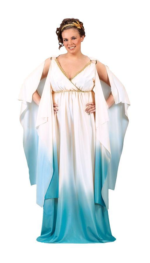 Костюм прекрасной греческой богини XL (42-46) - Костюмы больших размеров, р.42-46