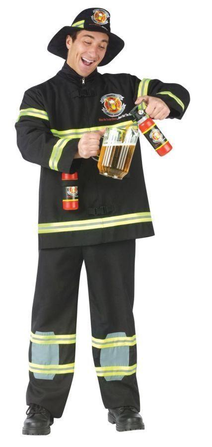 Костюм большого пивного пожарного (40-48) - Униформа, р.40-48