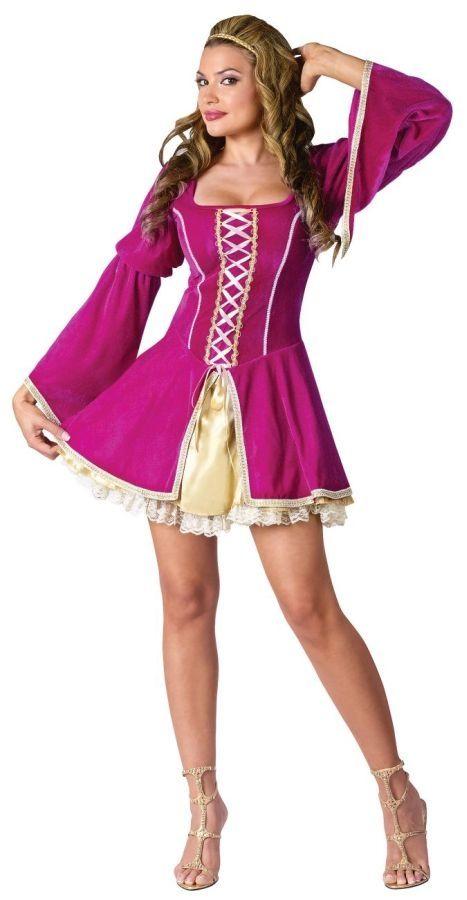 Платье времен Ренессанса (46-48) - Исторические костюмы, р.46-48