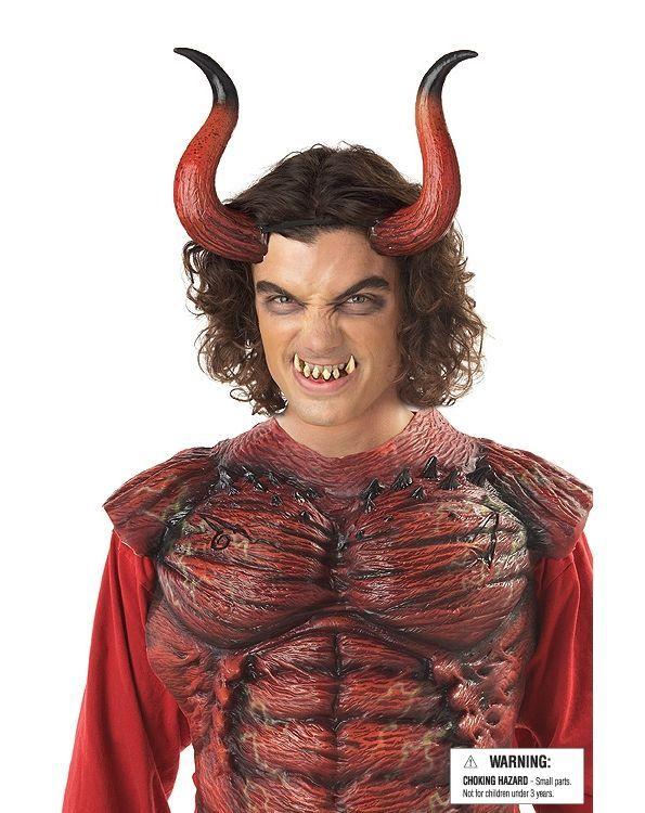 Длинные рога и зубы дьявола (UNI) - Дьяволицы и чертовки
